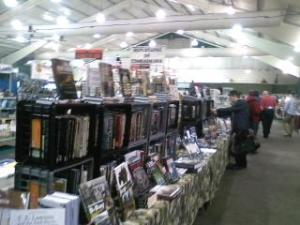 The Casemate stand at FALL IN! 2012