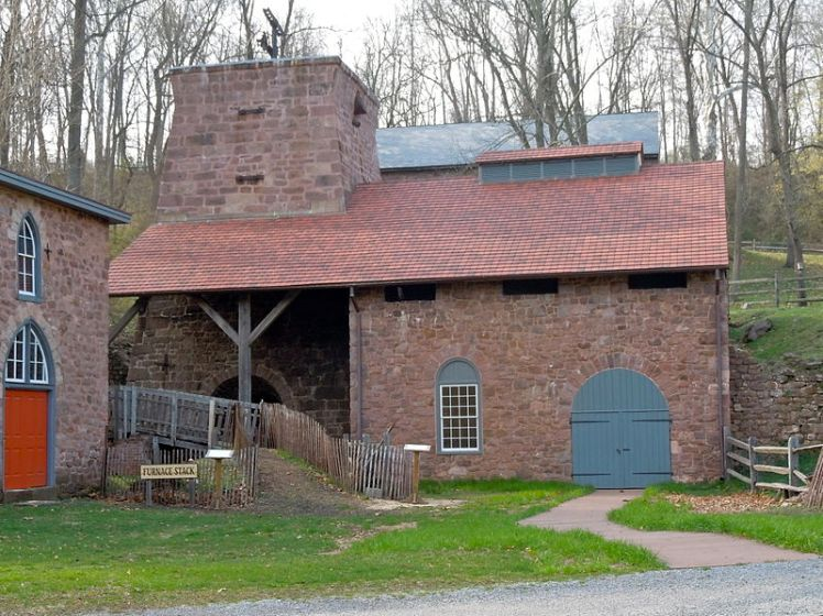 The Historic Joanna Furnace