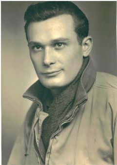 Photo provided by James G. Bilder/ Pfc. Michael C. Bilder takes time for a photo during World War II . Bilder served as an infantryman under Patton's 3rd Army.