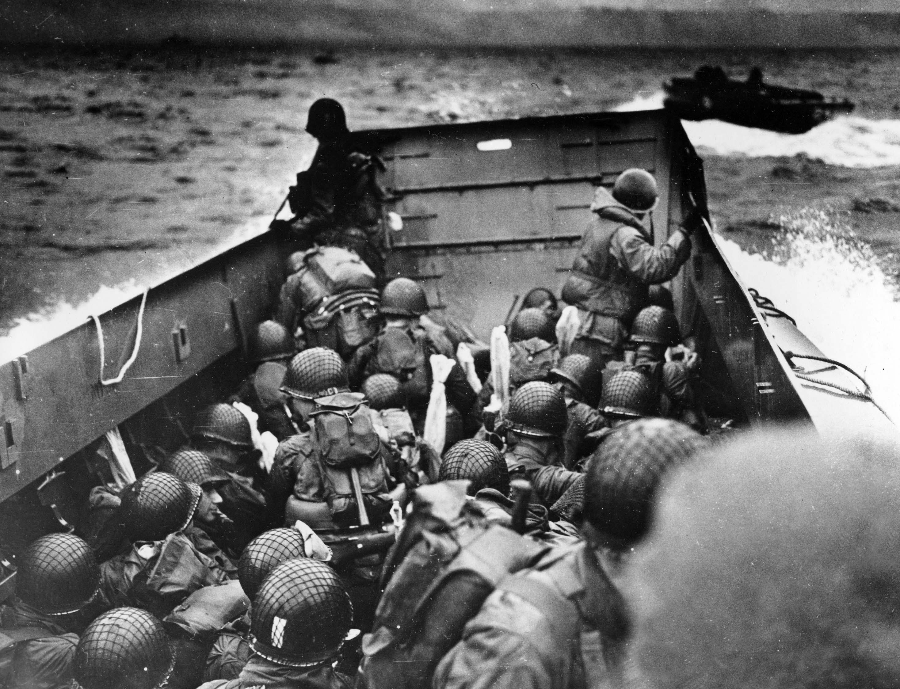 What was the importance of D-Day for the war?