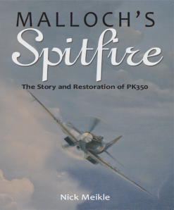 Malloch's Spitfire cover