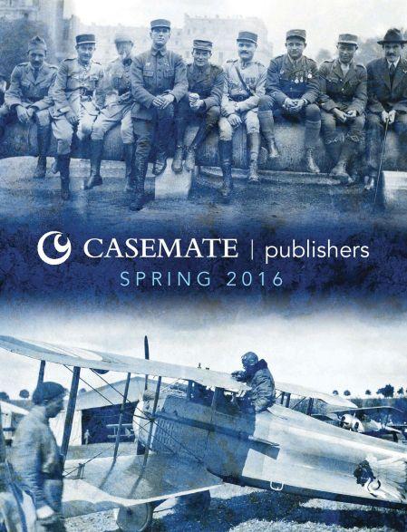 Casemate Spring 2016 Catalog