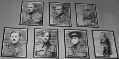 The  Czechoslovak parachutists of operation Anthropoid