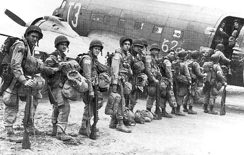 504th Parachute Infantry at Operation Market Garden
