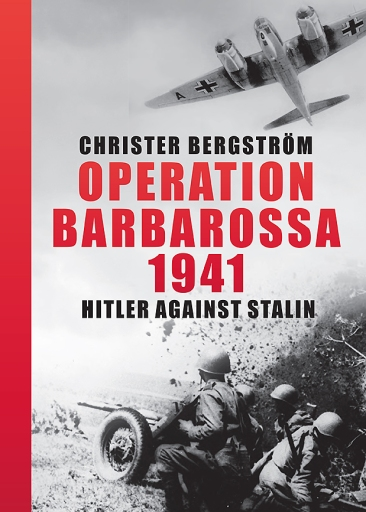 Operation Barbarossa cover draft.indd